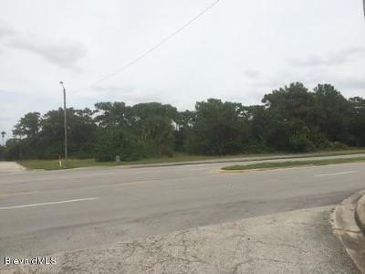 Commercial For Sale: 2144 Palm Bay Road NE