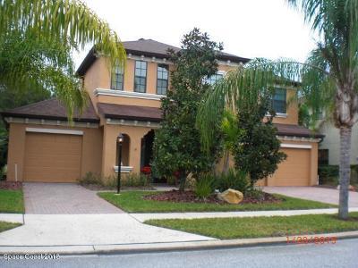 Melbourne Single Family Home For Sale: 1390 Talon Way