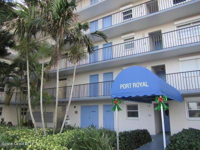 Cocoa Beach Rental For Rent: 1700 N Atlantic Avenue #244