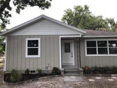 Merritt Island Single Family Home For Sale: 1055 N Tropical Trl