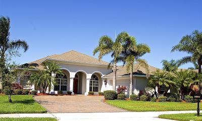 Rockledge, Viera Single Family Home For Sale: 3651 Gatlin Drive