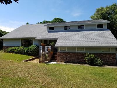 Melbourne Single Family Home For Sale: 4550 Deerwood Trl