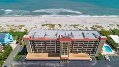 Cocoa Beach Condo For Sale: 2815 S Atlantic Avenue #401