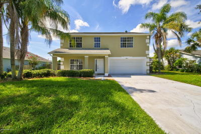 Melbourne FL Single Family Home For Sale: $369,000
