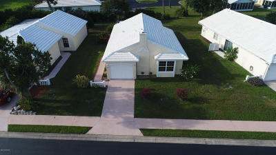 Palm Bay Single Family Home Contingent: 874 Wateroak Drive NE