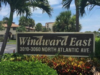 Cocoa Beach Condo For Sale: 3060 N Atlantic Avenue #604