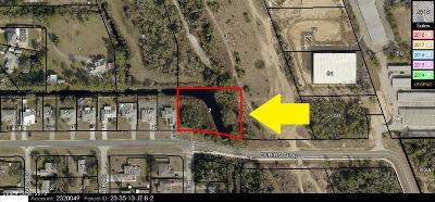 Cocoa Residential Lots & Land For Sale: 3970 Curtis Boulevard