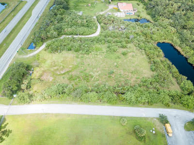 Cocoa Residential Lots & Land For Sale: 5700 Highway 520