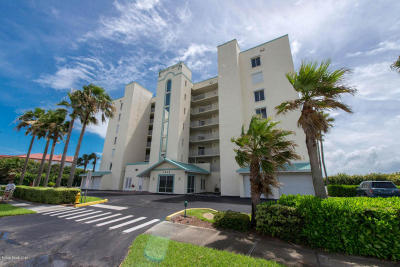 Satellite Beach Rental Contingent: 1405 Highway A1a #201