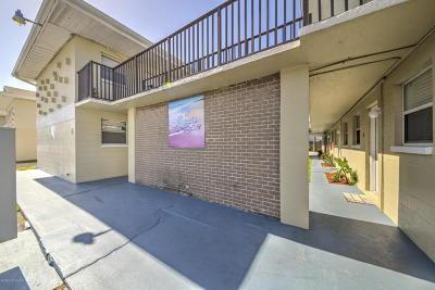 Cape Canaveral Condo For Sale: 406 Tyler Avenue #5