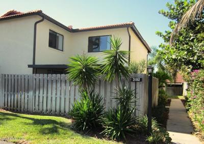 Melbourne Beach Rental For Rent: 3182 Beach Winds Court #126