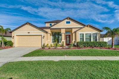 Rockledge FL Single Family Home For Sale: $449,900
