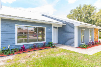 Palm Bay FL Single Family Home For Sale: $267,850