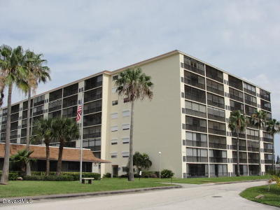Indian Harbour Beach Rental For Rent: 500 Palm Springs Boulevard #110