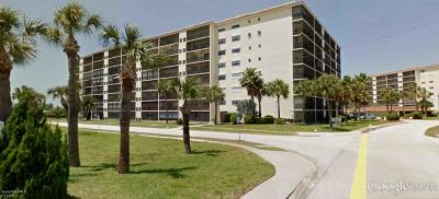 Indian Harbour Beach Rental For Rent: 520 Palm Springs Boulevard #101