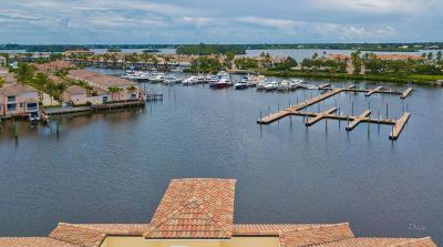 Vero Beach Condo For Sale: 5260 W Harbor Village Drive #201