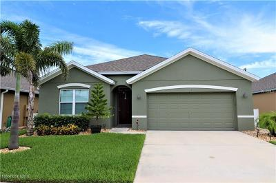 Titusville FL Single Family Home For Sale: $239,999