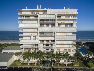 Indialantic, Indialantic, Fl, Indialantic/melbourne, Indialntic, Indian Harb Bch, Indian Harbor Beach, Indian Harbour Beach, Indiatlantic, Melbourne Bch, Melbourne Beach, Satellite Bch, Satellite Beach Condo For Sale: 877 N Highway A1a #701