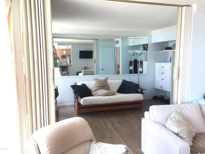 Cocoa Beach Rental For Rent: 4700 Ocean Beach Blvd Boulevard #508