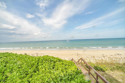 Indian Harbour Beach, Melbourne, Melbourne Beach, Palm Bay, Satellite Beach, Viera, West Melbourne Single Family Home For Sale: 5215 S Highway A1a Highway