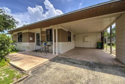 Cocoa Single Family Home For Sale: 1213 Vassar Lane