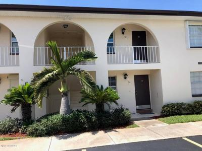 Indian Harbour Beach Rental For Rent: 1047 Small Court #38