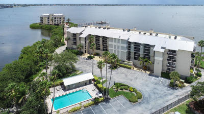 Brevard County Condo For Sale: 2260 Front Street #203