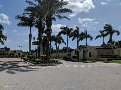 Brevard County Townhouse For Sale: 762 Ventura Drive