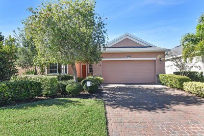 Melbourne FL Single Family Home For Sale: $289,500
