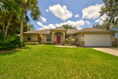 Brevard County Single Family Home For Sale: 1329 Heritage Acres Boulevard