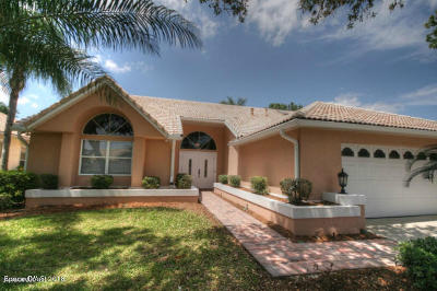 Melbourne FL Single Family Home For Sale: $369,900