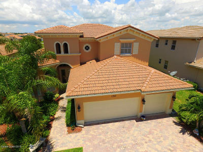 Vero Beach Single Family Home For Sale: 1757 Belmont Circle SW