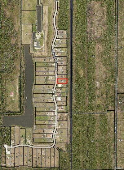 Merritt Island Residential Lots & Land For Sale: 7287 Preserve Pointe Drive