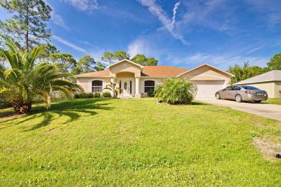 Single Family Home For Sale: 911 Pandora Road SE