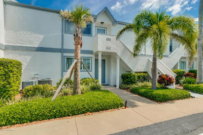 Cape Canaveral Condo For Sale: 410 Beach Park Lane #166