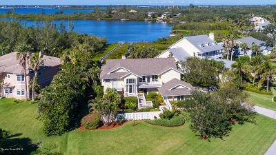 Vero Beach Single Family Home For Sale: 8485 Seacrest Drive