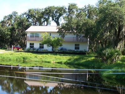 Merritt Island Single Family Home For Sale: 1250 Pine Island Road