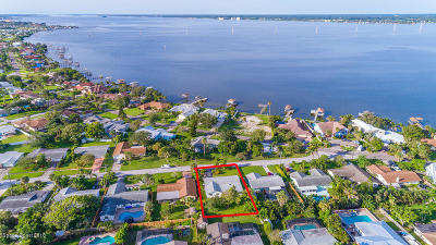 Melbourne Beach Residential Lots & Land Contingent: 502 Dolphin Street