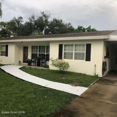 Single Family Home For Sale: 401 Par Avenue