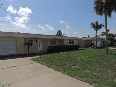 Satellite Beach Single Family Home For Sale: 645 Rosada Street