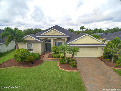 Rockledge Single Family Home For Sale: 4816 Merlot Drive