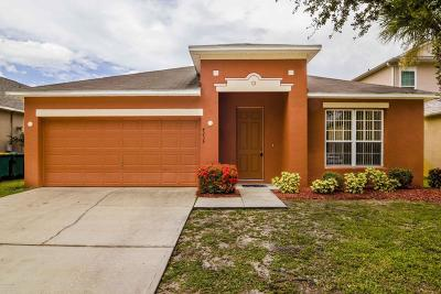 Melbourne Single Family Home For Sale: 4235 Canby Drive