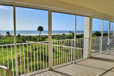 Cape Canaveral Condo For Sale: 701 Solana Shores Drive #304