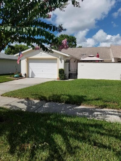 Titusville Townhouse For Sale: 3660 Sawgrass Drive