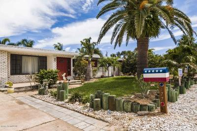 Satellite Beach Single Family Home For Sale: 177 SE 3rd Street