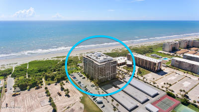 Cocoa Beach Condo For Sale: 2100 N Atlantic Avenue #405