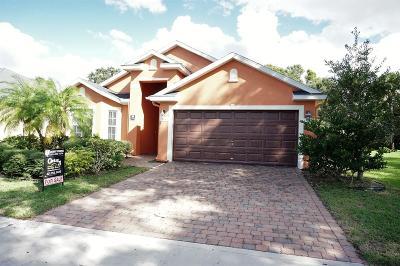 Melbourne Single Family Home For Sale: 1333 Blazen Ridge Court