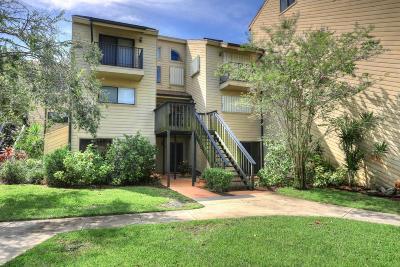 Melbourne Condo For Sale: 441 N Harbor City Boulevard #7