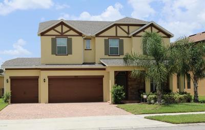 Orlando Single Family Home For Sale: 1021 Fountain Coin Loop