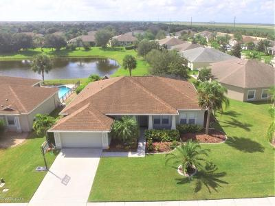 Rockledge Single Family Home For Sale: 5386 Indigo Crossing Drive